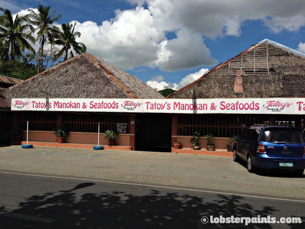 Tatoy's Manokan & Seafoods | Iloilo, Philippines