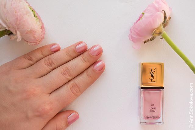 08 YSL #69 Love Pink Ann Sokolova swatches