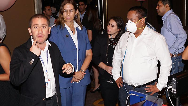 Productos de protección respiratoria