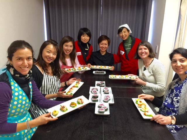 Arigato Japanese Cooking School