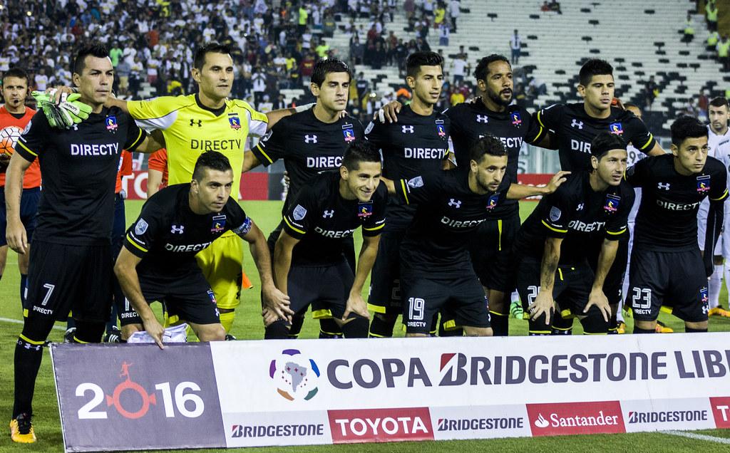 Colo-Colo 0-0 Atlético Mineiro