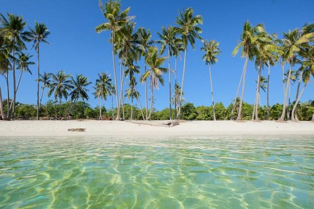 The perfect beach... found. Paliton, SIquijor