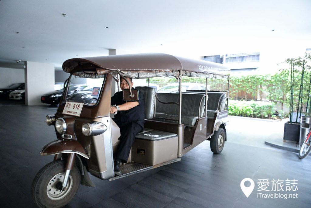 曼谷隆齊阿卡迪亞套房酒店 Arcadia Suites Bangkok by Compass Hospitality (55)