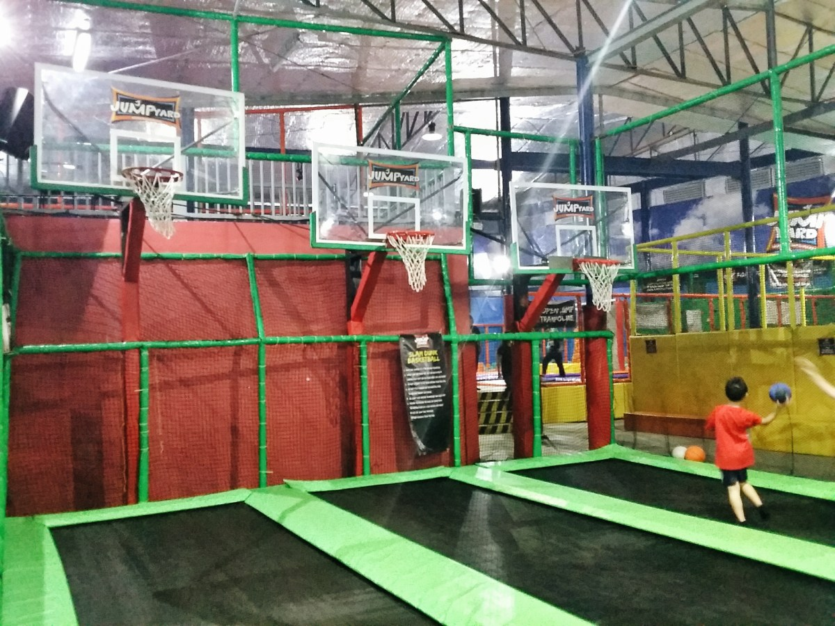 Jump Yard PH