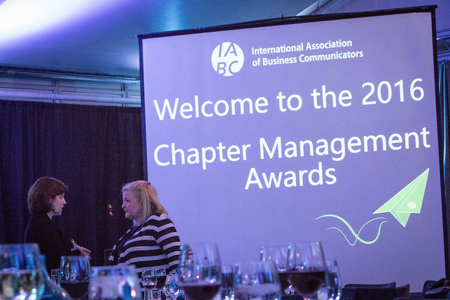 2016 Chapter Management Awards