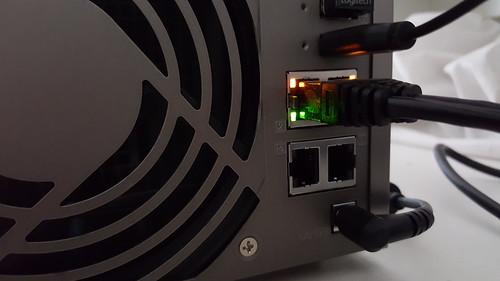 พอร์ต Gigabit LAN ของ Turbo NAS มีไว้เยอะๆ ทำไมนะ
