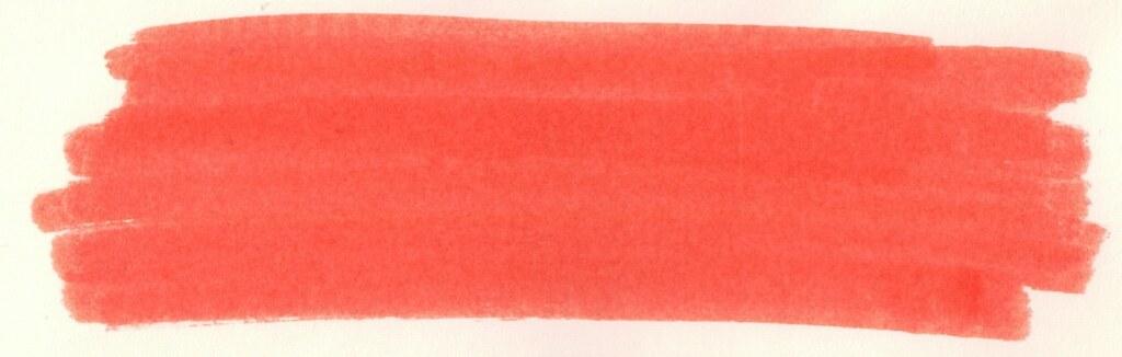 KWZ Ink Orange Ink Swab