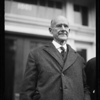 Unbowed & unbroken Debs comes to Washington: 1921