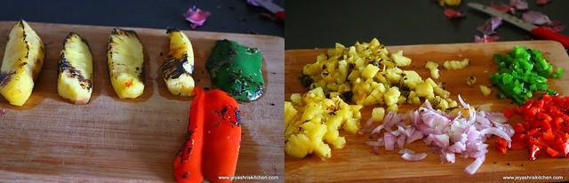 pineapple salad 3