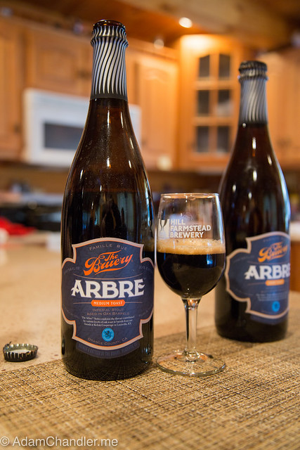 The Bruery Arbre - Medium Toast