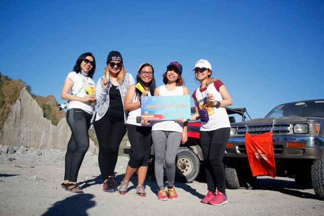 MT. PINATUBO DAY TOUR - WWW.JHANZEY.NET