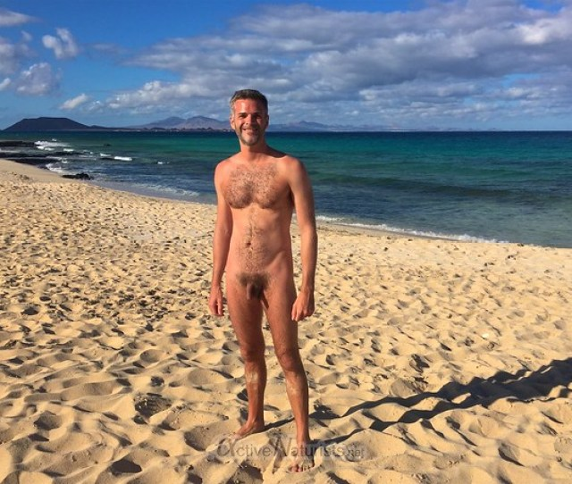 Naturist 0000 Fuerteventura Canary Islands Spain