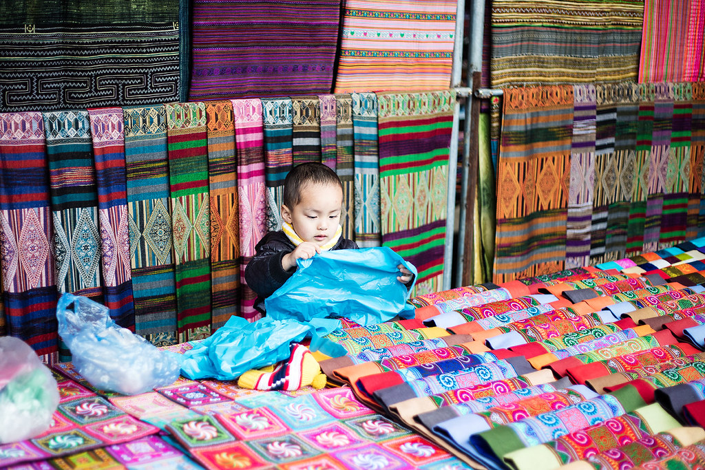 Bac Ha Sunday Market 12