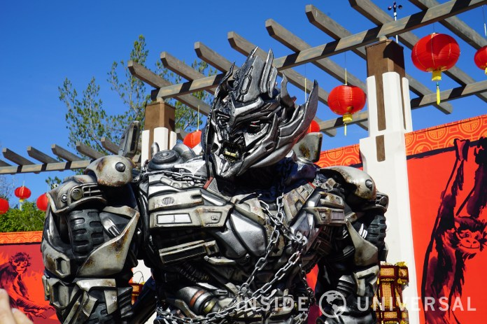 Lunar New Year 2016 at Universal Studios Hollywood