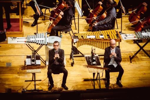 SŌ Percussion / Cincinnati Symphony Orchestra