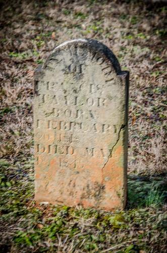 Ebenezer Methodist Church and Cemetery-010