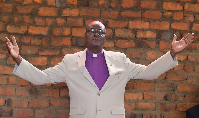 Bishop Unda