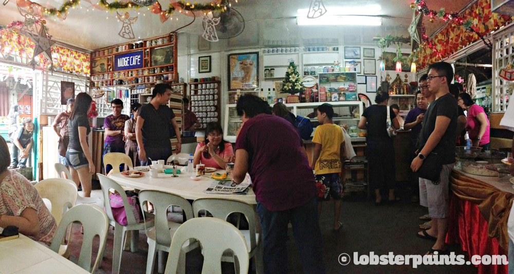 Madge Cafe | Iloilo, Philippines