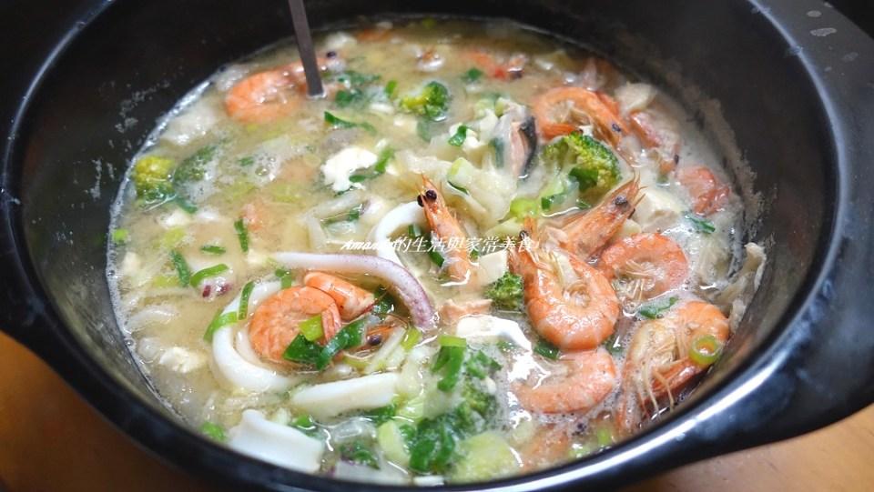 味噌海鮮鍋 (4)
