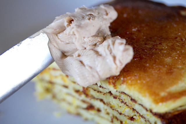 Orange Pancakes - 1