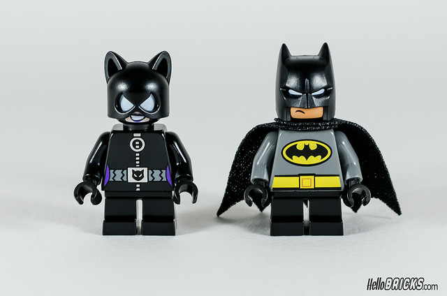 REVIEW LEGO 76061 Mighty Micros Batman vs Catwoman (HelloBricks)