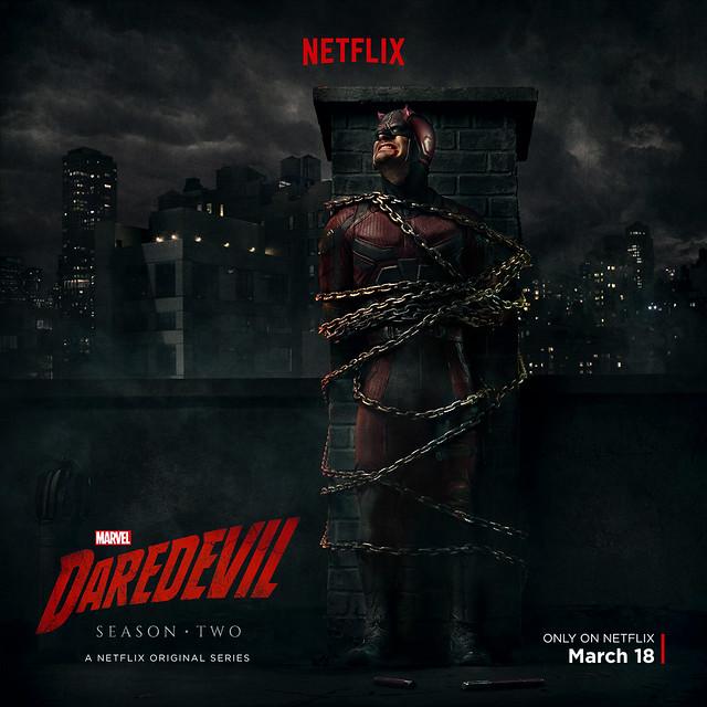 Daredevil - Estreno de T2