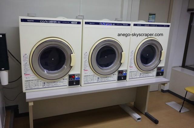 コンフォート博多 乾燥機