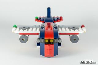 REVIEW LEGO Creator 31045 Ocean Explorer 19
