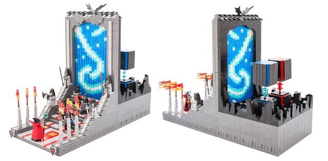 Nexo Knights Origins - LEGO Portail entre les mondes