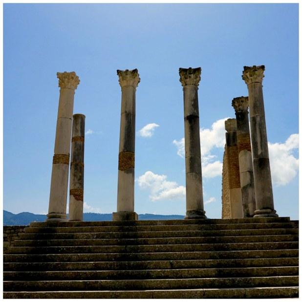 Templo de Jupiter Volubilis