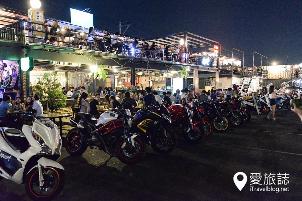 曼谷拉差达火车夜市 Train Night Market Ratchada 18