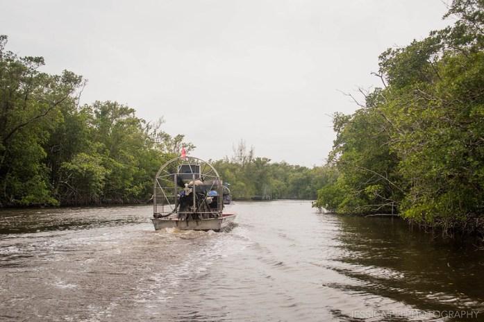 Florida Everglades Airboat Tour