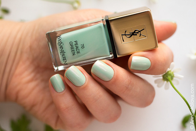 02 YSL #70 Peace Green Ann Sokolova swatches