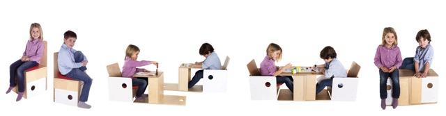 nuun kids design mobili per gemelli