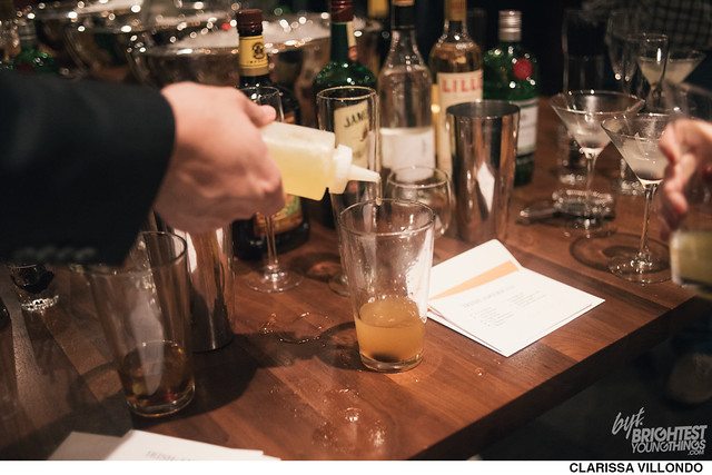 Cocktail Class at Bar Dupont