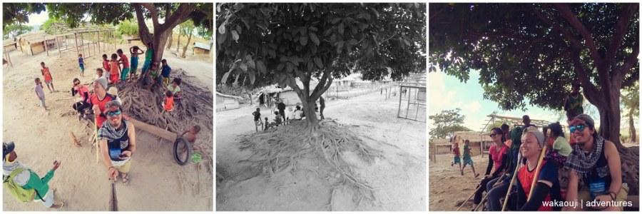 aeta village