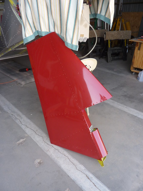 Wrapped rudder