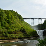 Letchworth State Park, New York, May 25, 2015