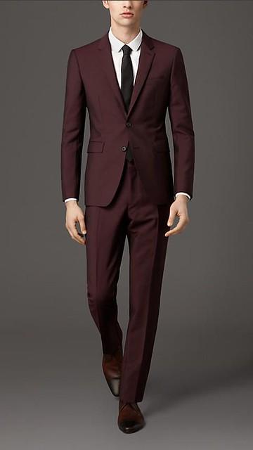 WG Suit Maroon