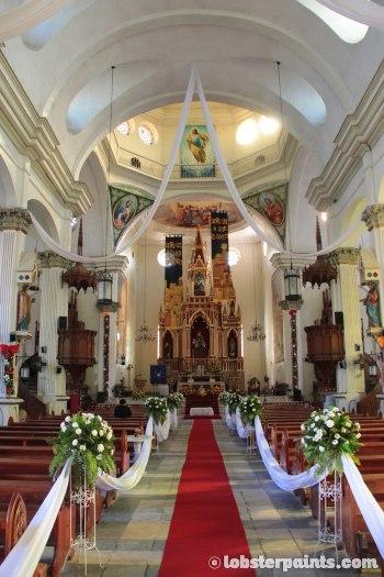 Molo Church | Iloilo, Philippines