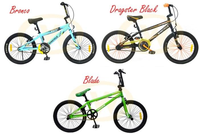 BMX Wimcycle 3