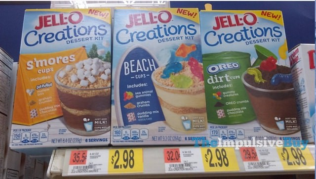Jello Creations Dessert Kits