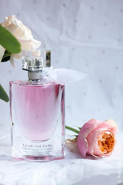 02 Lancome La vie est belle L'Eau de Toilet Florale