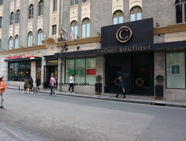 南京西路 カシェブティックホテル