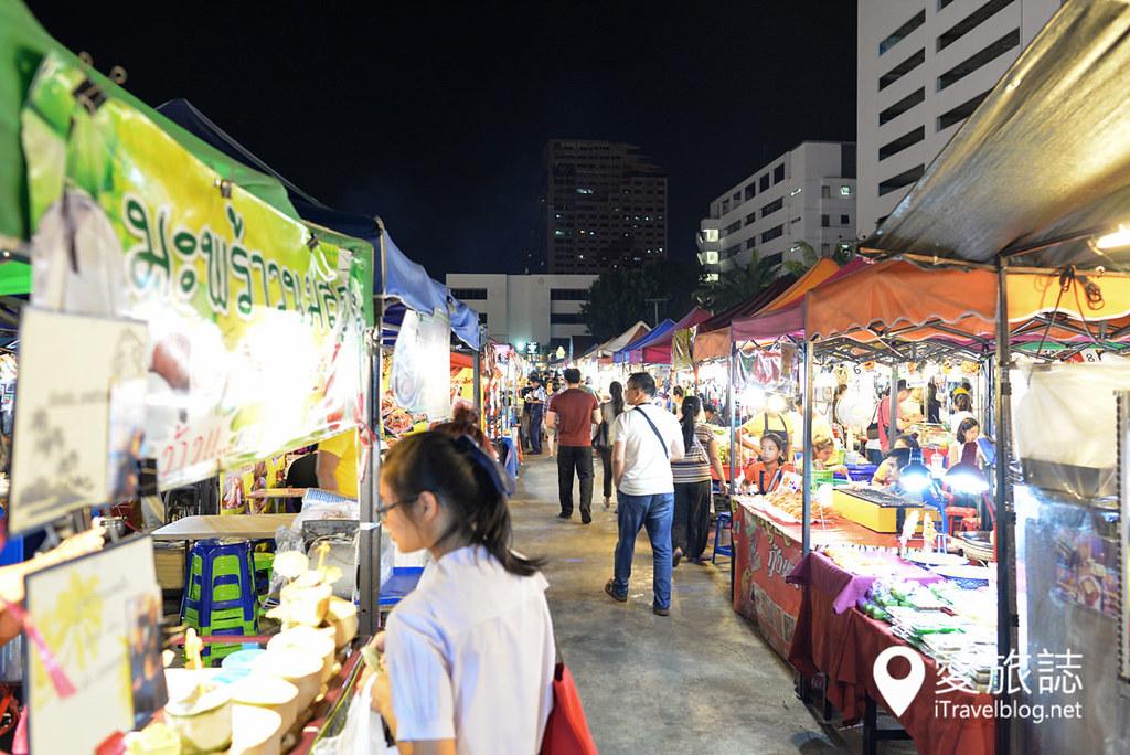 曼谷拉差达火车夜市 Train Night Market Ratchada 09