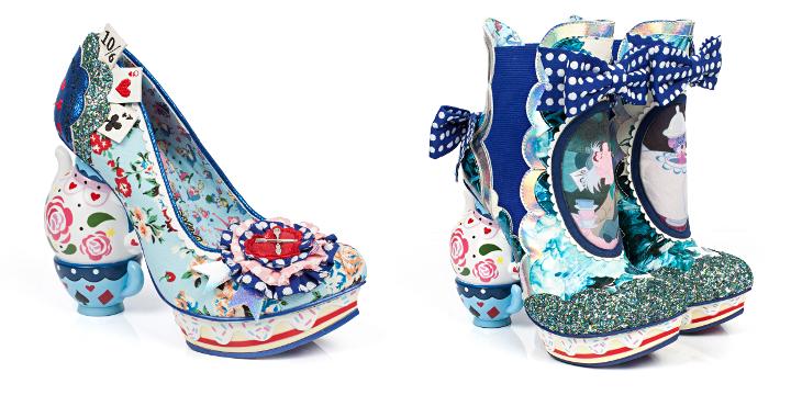 Alice in Wonderland kengät