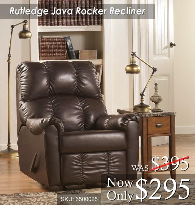 Rutledge Rocker Recliner