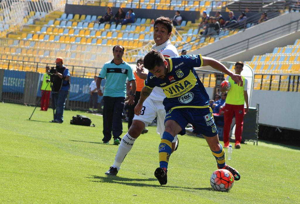 Everton 0-1 Barnechea