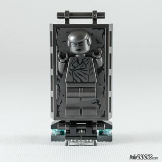 REVIEW LEGO Star Wars 75137 Carbon-Freezing Chamber 10 (HelloBricks)