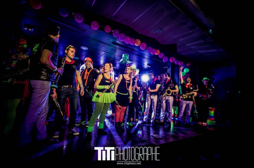 Fanfare Fluoparty-Grenoble-2016-Sylvain SABARD